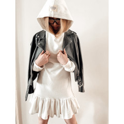 Frilly Hoodie